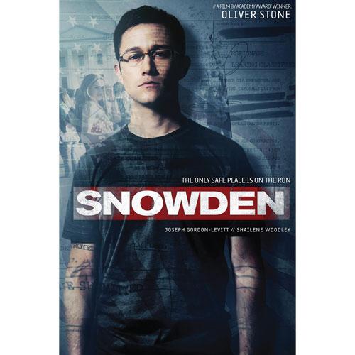 Snowden (Blu-ray) (2016)