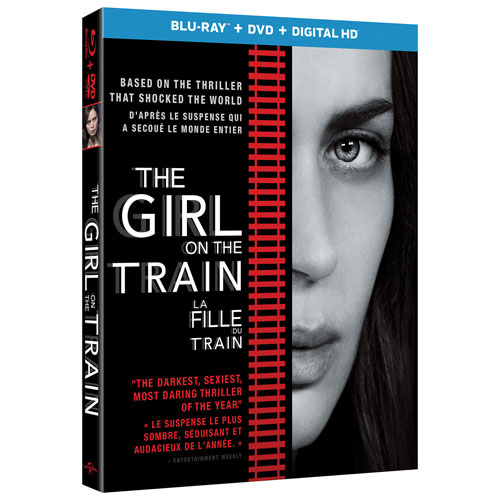 The Girl on the Train (Blu-ray Combo) (2016)