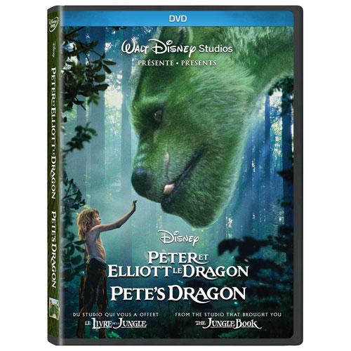 Pete's Dragon (Bilingue) (2016)
