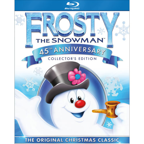 The Frosty Snowman (45th Anniversary Edition) (Blu-ray)