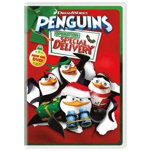 Penguins of Madagascar Special Del