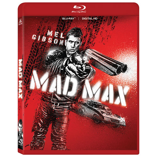 Mad Max (édition 35e anniversaire) (Blu-ray)