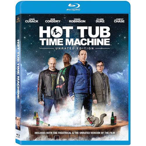 Hot Tub Machine (Blu-ray)