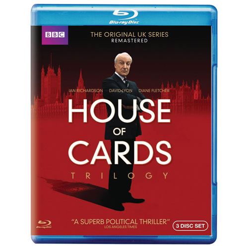 House of Cards: Trilogy (Special Edition) (Blu-ray)