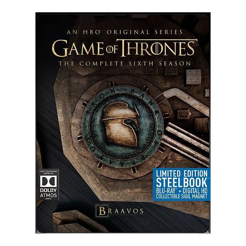 Game of Thrones: saison 6 (coffret SteelBook)
