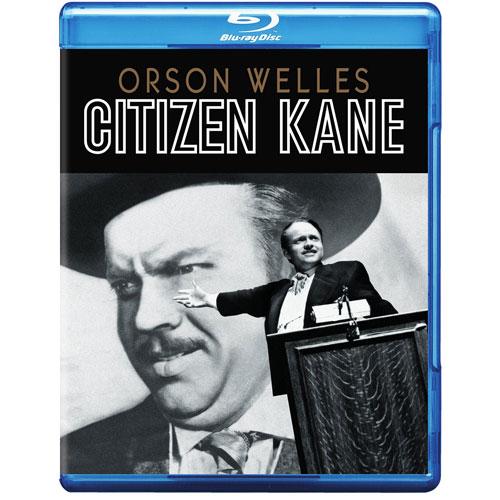 Citizen Kane (75th Anniversary Edition) (Blu-ray)