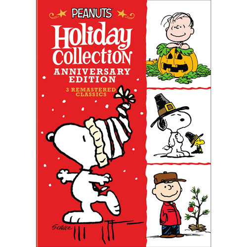 Peanuts Holiday Collection (édition anniversaire) (Blu-ray)
