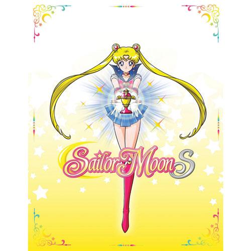 Sailor Moon S: Season 3 Part 1 (Limited Edition) (Blu-ray Combo)