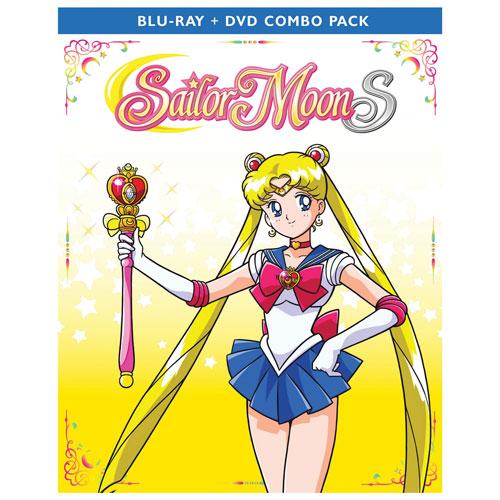 Sailor Moon S: Season 3 Part 1 (English) (Blu-ray Combo)