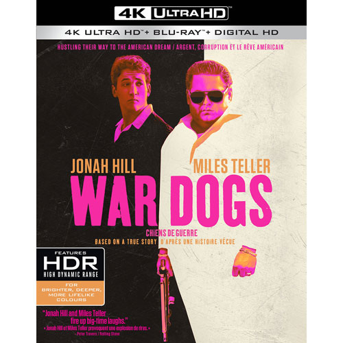 War Dogs (Ultra HD 4K) (combo Blu-ray) (2016)
