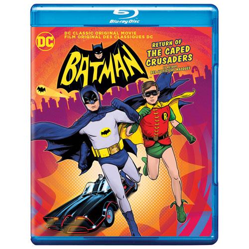 Batman Return of Caped Crusaders (Blu-ray)