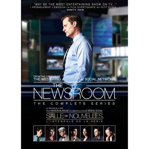 Newroom: saison 1-3