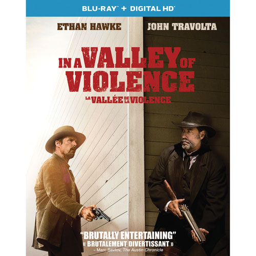 Valley of Violence (Blu-ray)