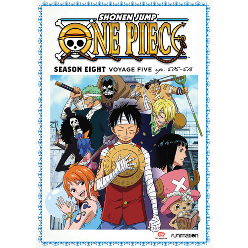 One Piece: Season Eight Voyage Five