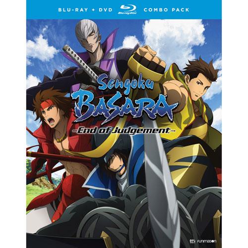 Sengoku Basara End of Judgement (Blu-ray Combo)
