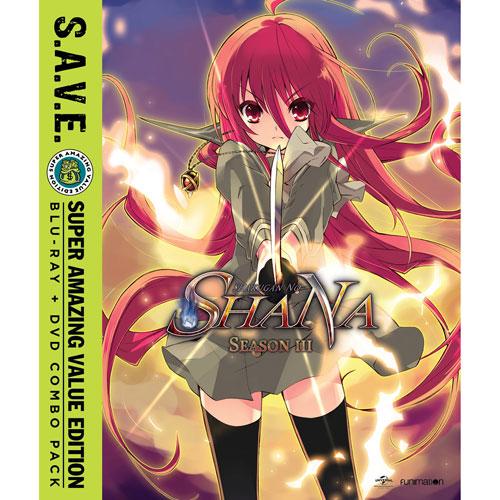 Shakugan no Shana Season 3 (Blu-ray Combo)