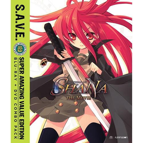 Shakugan no Shana Movie (Blu-ray Combo)