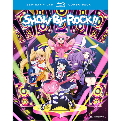 Show by Rock!! The Complete Series (Blu-ray Combo)