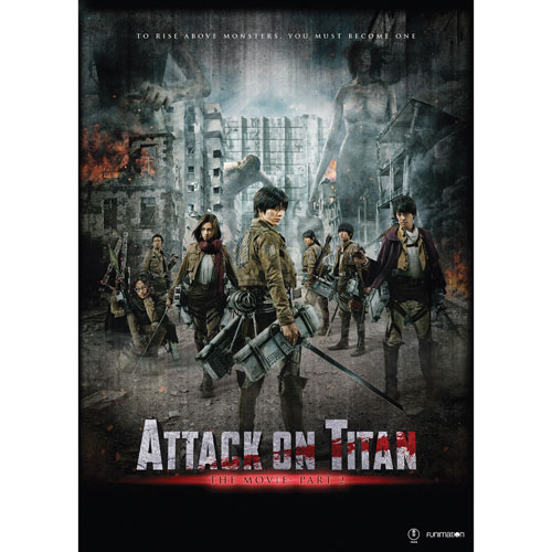 Attack on Titan The Movie partie 2