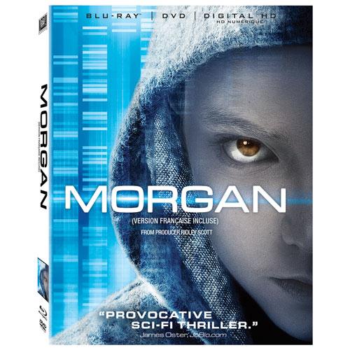 Morgan (Blu-ray Combo)