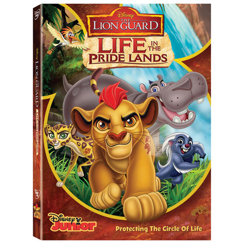 Lion Guard: Life in Pride Land (anglais)