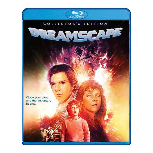 Dreamscape (Collector's Edition) (Blu-ray Combo)