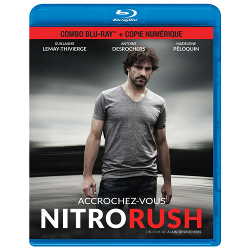 Nitro Rush (French) (Blu-ray)