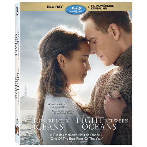 The Light Between Oceans (Bilingual) (Blu-ray) (2016)