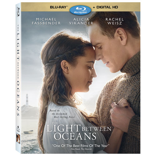 The Light Between Oceans (English) (Blu-ray) (2016)