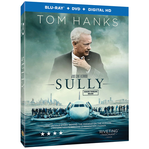 Sully (Blu-ray Combo) (2016)