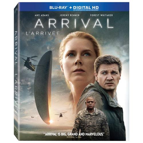 Arrival (Blu-ray) (2016)