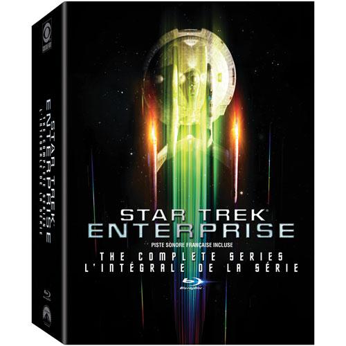 Star Trek: Enterprise - The Complete Series Epik Pack (Blu-ray) - Only at Best Buy