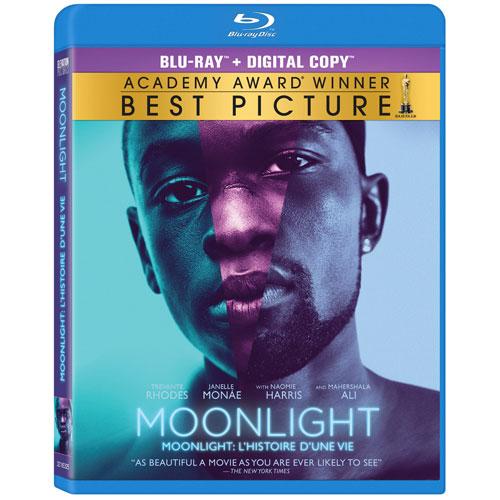 Moonlight (Blu-ray) (2016)