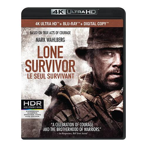 Lone Survivor (Ultra HD 4K) (combo Blu-ray)