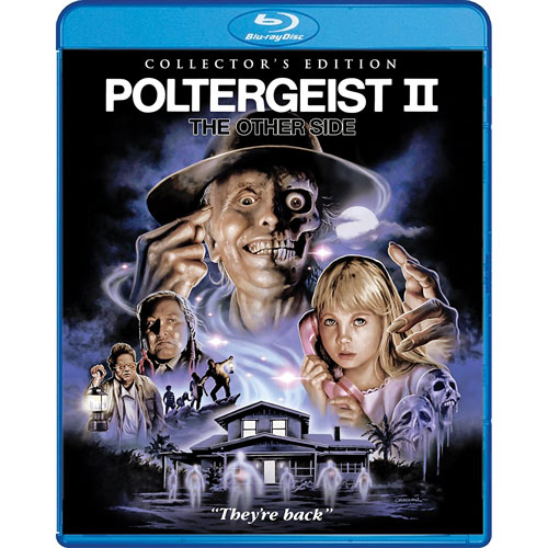 Poltergeist II: The Other Side (édition de collection) (Blu-ray) (1986)