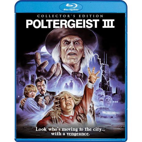 Poltergeist III (Collector's Edition) (Blu-ray) (1988)