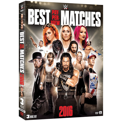WWE 2016: Best Pay-Per-View Matches