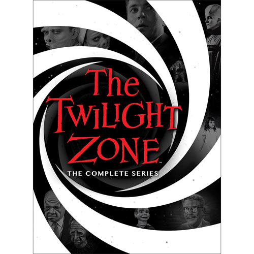 The Twilight Zone: The Complete Series (Full Screen)