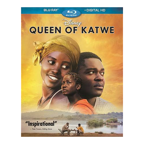 Queen of Katwe (Blu-ray) (anglaise)