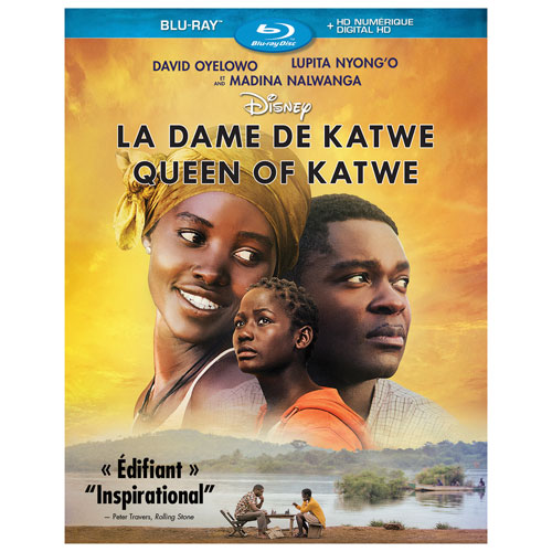 Queen of Katwe (Blu-ray) (French)