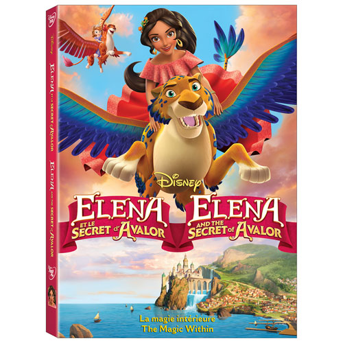 Elena and the Secret of Avalor (bilingue)