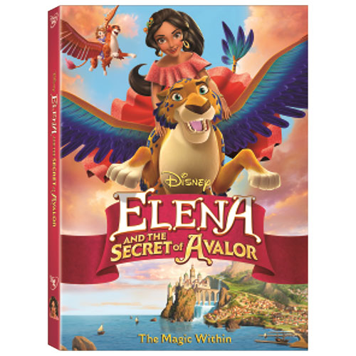 Elena and the Secret of Avalor (English)