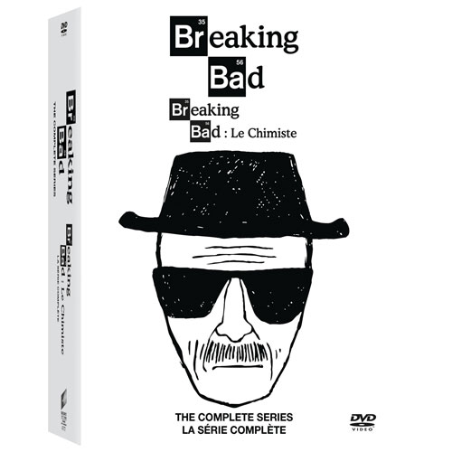 Breaking Bad: The Complete Series (Bilingual)