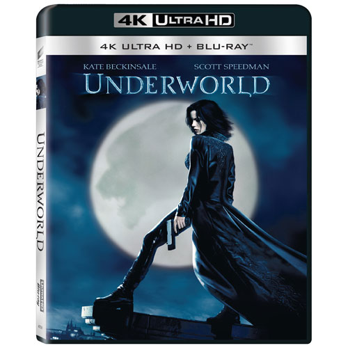 Underworld (Ultra HD 4K) (combo Blu-ray)
