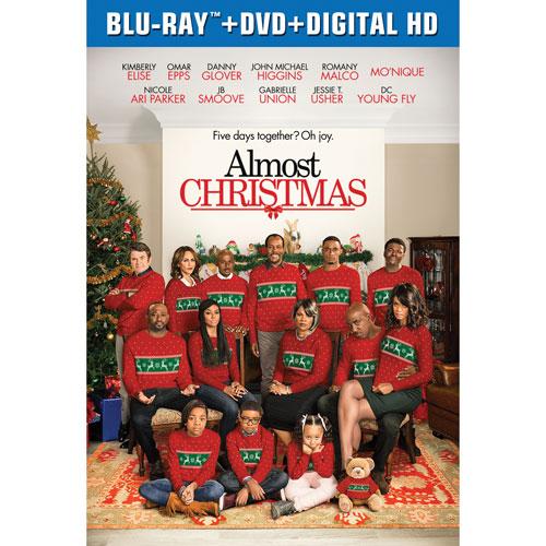 Almost Christmas (Blu-ray Combo)