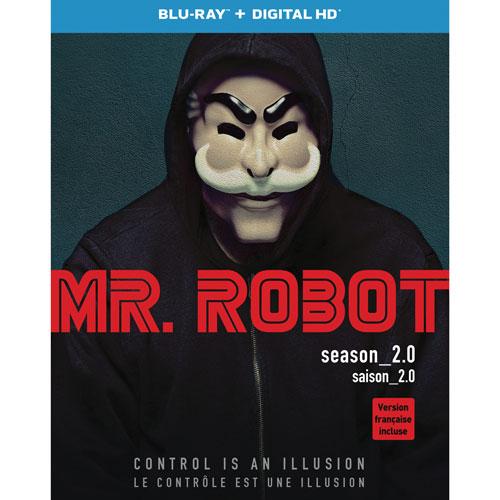 Mr Robot Season 2 (Blu-ray) (2016)