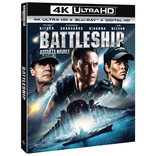 Battleship (4K Ultra HD) (Blu-ray Combo)