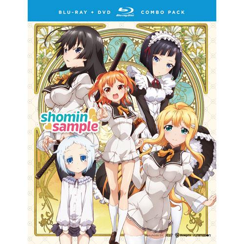 Shomin Sample (Blu-ray Combo)