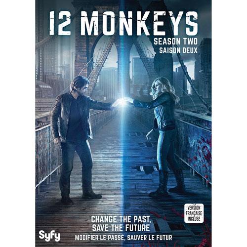 12 Monkeys Season Two