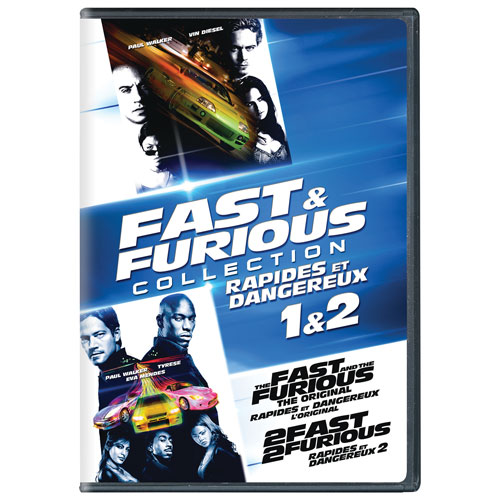 Fast and the Furious Collection: 1 & 2